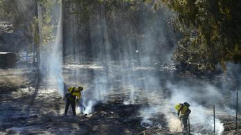 Több mint 50 halálos áldozata van a kaliforniai tűzvésznek