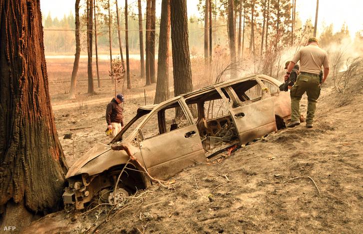A halottak számát tekintve ez a legsúlyosabb erdőtűz Kalifornia történetében azóta, hogy számon tartják az áldozatokat. A hatóságok szerint több mint 6700 épület vált a lángok martalékává.