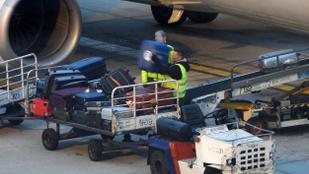 A reptér működése is segíti a csomagfosztogatást