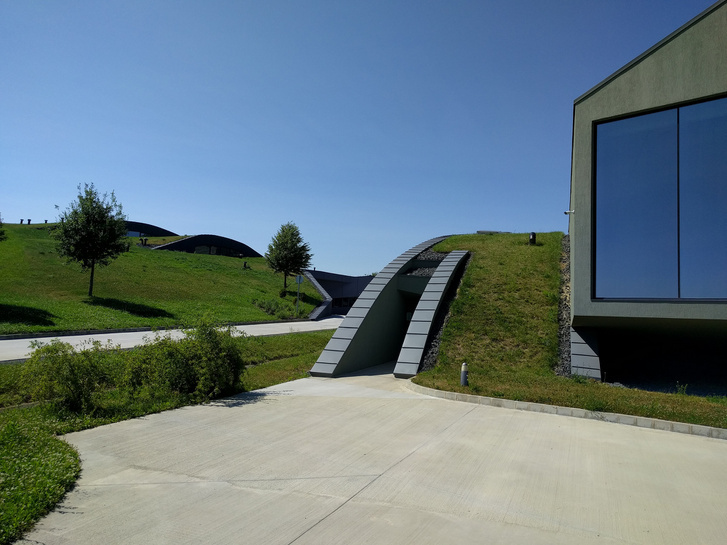 Az Ekler Dezső tervezte Kreinbacher-birtok Somlón