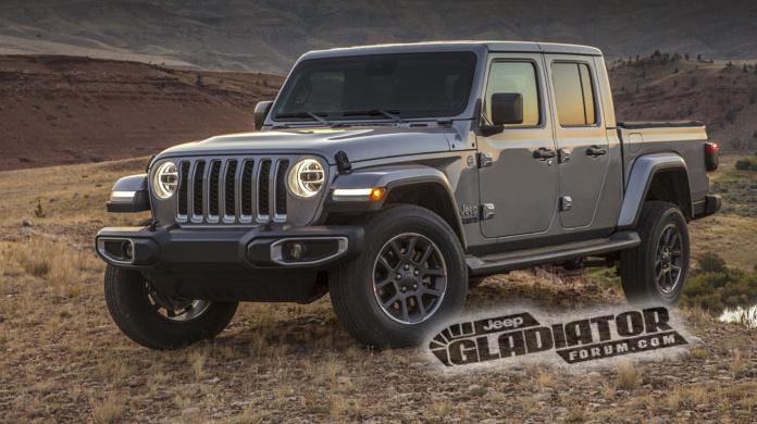Kiszivárgott képeken a legújabb Jeep