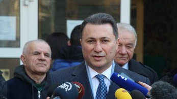 Az amerikaiak szerint Gruevszkit Macedóniában kell felelősségre vonni