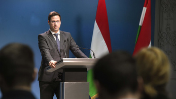 Kormányinfo: Magyarország nem segítette át Gruevszkit a határon