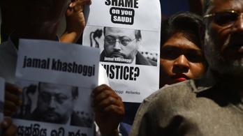 Öt emberre kértek halálbüntetést a szaúdi újságíró meggyilkolása miatt