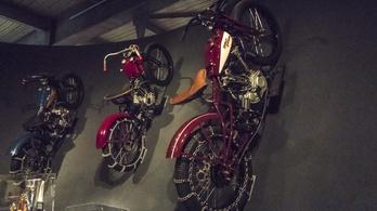 Látogatás: Harley-Davidson gyár