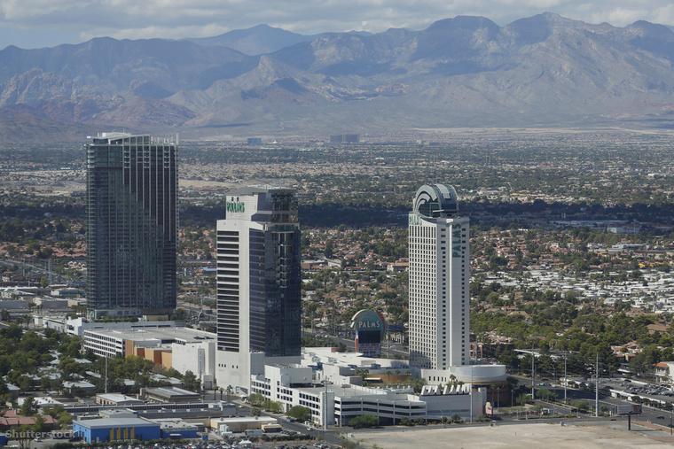 Las Vegasról mindannyiunknak biztosan a luxus jut eszébe, azonban a The Palms minden elképzelésünket felülmúlhatja