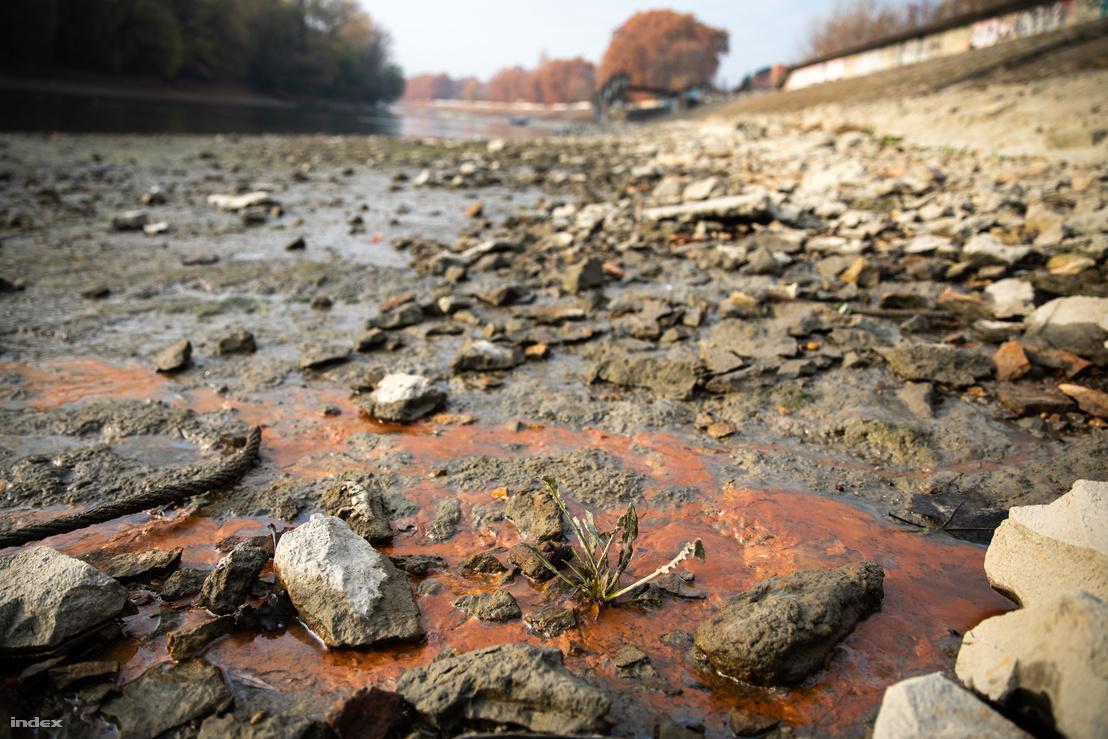 A Dunába szivárgó szennyezőanyag az Óbudai Gázgyárnál