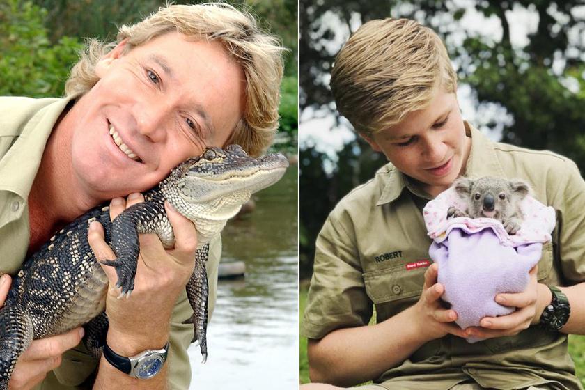 Csak 14 éves, de már díjnyertes fotós az elhunyt Krokodilvadász fia