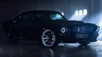 Ötszáz készül az elektromos szuper-Mustangból