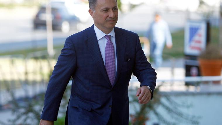 Albán lap: magyar nagykövetségi autóval ment Gruevszki Albániából Montenegróba