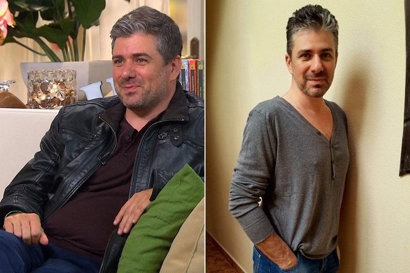 Varga Feri 2017 októberében még komoly pocakkal volt a Fem3 Café vendége. Mára annyira lefogyott, hogy dietetikusa megemelte a szénhidrátadagját.