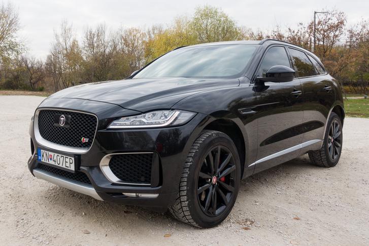 Jaguar F-Pace: két motorcsere két éven belül