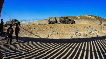 Nem küldenek több katonát az amerikai-mexikói határhoz