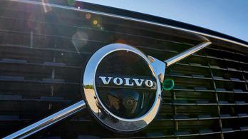 Még sosem adott el annyi autót a Volvo mint tavaly
