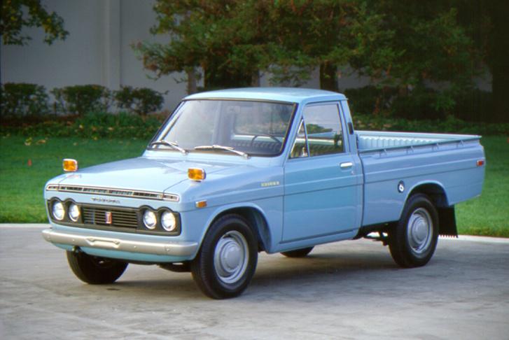 Toyota Hilux 1968-1972