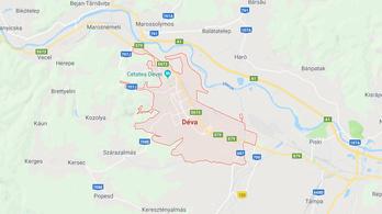 Meghalt egy magyar kamionsofőr Dévánál