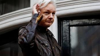Vádat emeltek a WikiLeaks-alapító Julian Assange ellen?