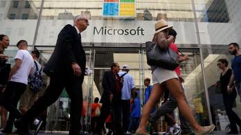 Lecsapott a GDPR a Microsoftra