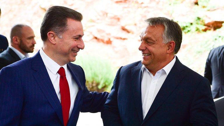 Nincs épeszű magyarázat arra, miért nincs Gruevszki a tranzitzónában