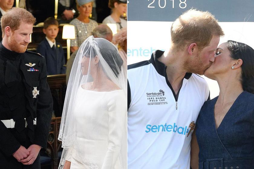 14 kép, ami megmutatja, mennyire szereti egymást Harry Herceg és Meghan - Így odavannak egymásért
