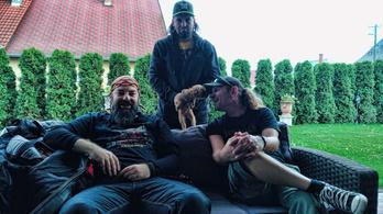 Country és thrash metal is lesz az új Tankcsapda-lemezen