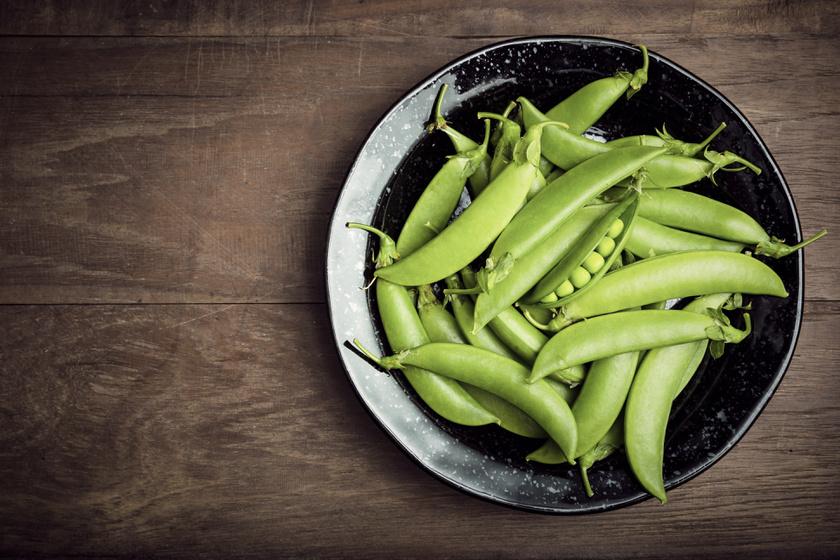 A változatosan elkészíthető zöldborsó gazdag vasban, ezért érdemes gyakorta fogyasztani. Krémlevesben, rizibiziként vagy klasszikus vegyes zöldséglevesként is a tányérra kerülhet.