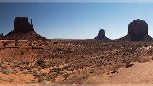John Wayne nyomában, a Navajo-föld szívében