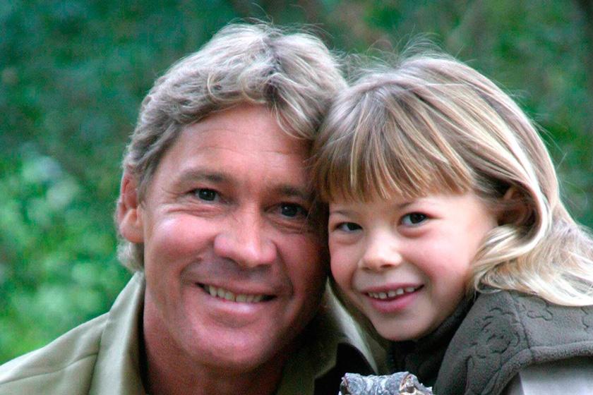 Steve Irwin, a krokodilvadász lánya dögös nő lett - Fotón a 20 éves Bindi