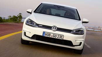 Csak második autónak vesznek villanyost a németek?