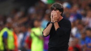 Németország kiesett az A ligából