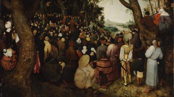 Kínos meglepetés vár a magyarokra a bécsi Bruegel-kiállításon