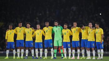 Meghalt a férfi, aki a brazil válogatott mezét tervezte