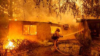 Hetvenegyre emelkedett a kaliforniai tűzvész halottainak száma