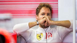 Vettel összeomlása: csak Ricciardót tudta megverni a szezon második felében