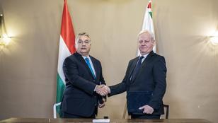 Orbán: Ezermilliárdos nagyságrendben és évtizedes távlatban gondolkodunk