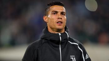 Ronaldo nem izgul a nemi erőszak vádja miatt, a szponzorok igen