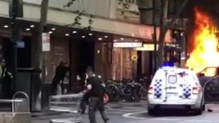 Bíróság elé került a hős ausztrál hajléktalan