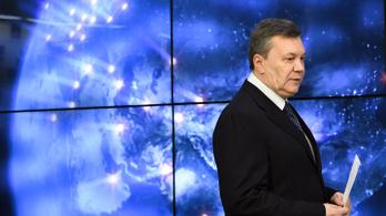 Janukovics egy moszkvai klinikára került, mozgásképtelen állapotban