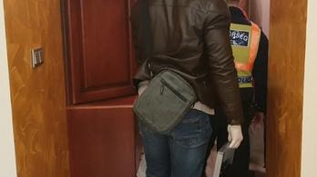 A lakása alatti boltba tört be egy budapesti férfi