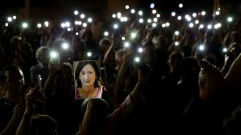 Azonosíthatták a máltai újságírónő meggyilkolása mögötti kört