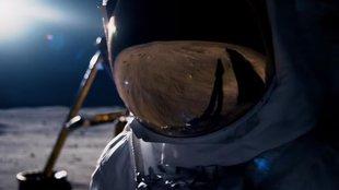 Megtörtént vagy sem - Az első ember film kráter jelenete