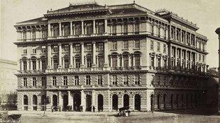 Több ezer bérház épült az aranykorban Budapesten