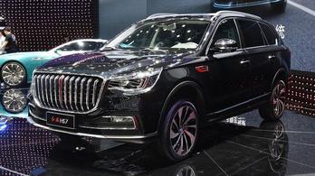 Kína válasza a BMW X7-esre