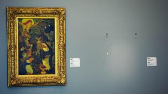 Átverés volt a földből előkerült Picasso-kép