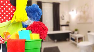 9 hiba, ami miatt nem tiszta a fürdőszobád