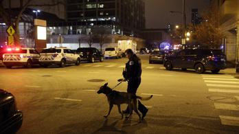 Lövöldözés volt egy chicagói kórházban