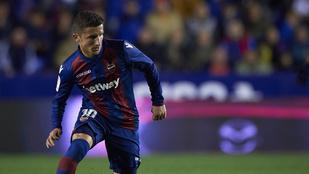 Az Újpest korábbi játékosa csavarta a forduló gólját