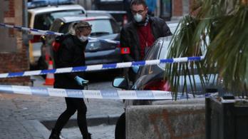 Megkéseltek egy rendőrt Brüsszelben