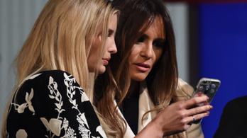 Ivanka Trump is beleszaladt egy e-mailes ügybe