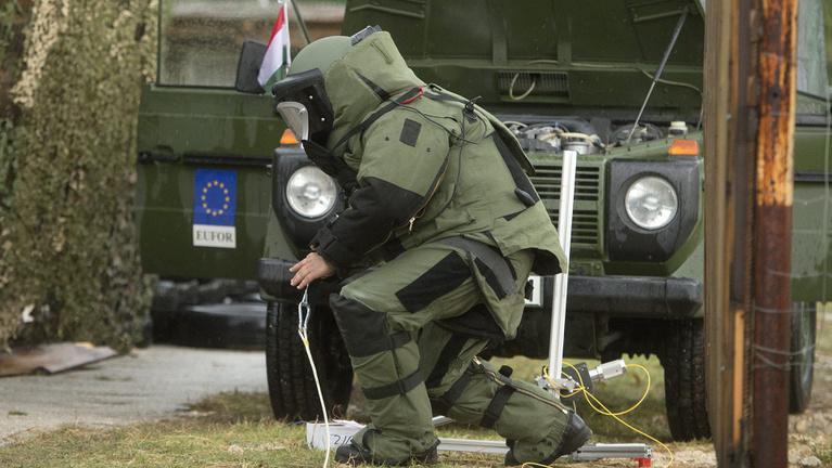 Közös hadsereg felé tart az EU?